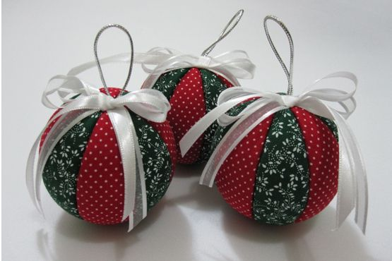 como fazer enfeites de natal 13 Como fazer enfeites para o Natal