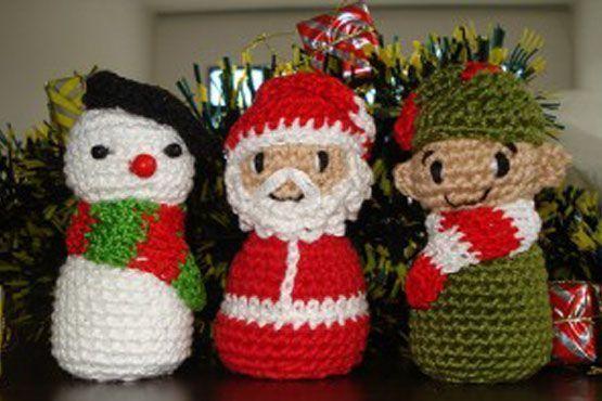 Bonecos de lã