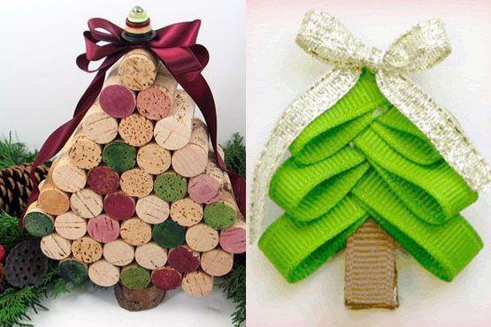 como fazer enfeites de natal 5 Como fazer enfeites para o Natal