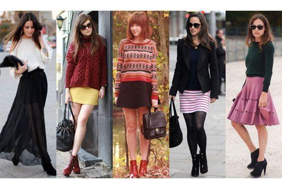 4 Como usar suéter