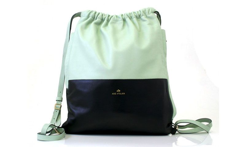 Sport bag mint Ado Atelier for R $ 319.20 in Ado Atelier