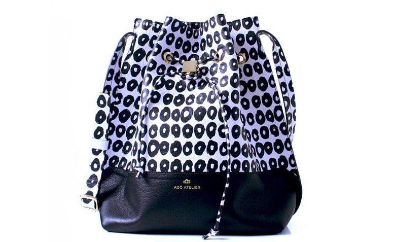 Bucket bag large artsy Ado Atelier for R $ 351.20 in Ado Atelier