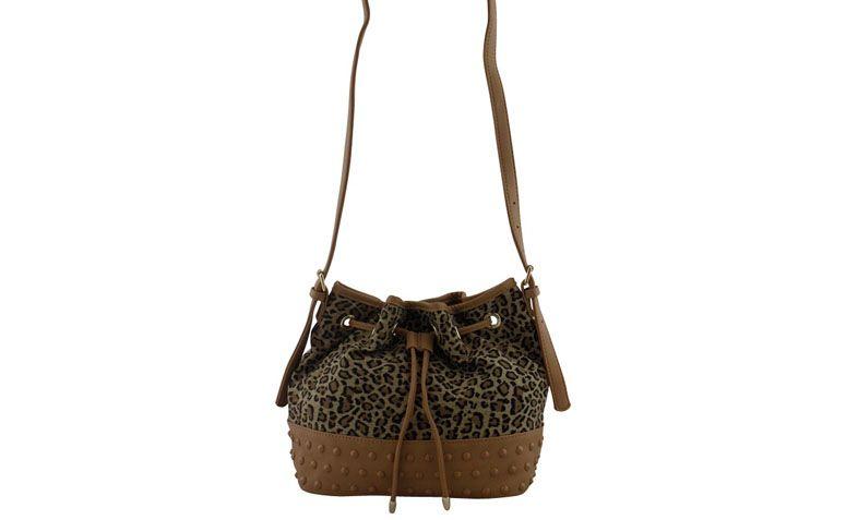 Animal print bag by Davinci R $ 84.50 in Ella Store