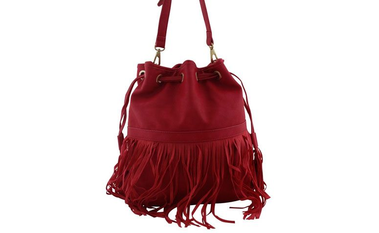 "Bolsa magenta Davinci por R$98,60 na <a href=""http://www.ellastore.com.br/bolsas-femininas/davinci/bolsa-davinci-dv-0811-magenta"" target=""_blank"">Ella Store</a>"