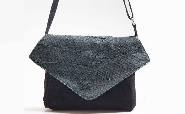 Sally bag black for US $ 380.00 in Lepreri