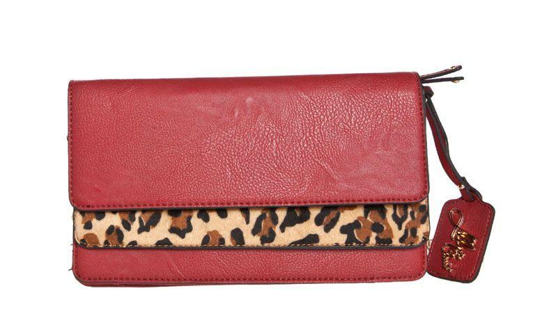 Bag red mist Lilly's Closet by R $ 125.99 in Dafiti