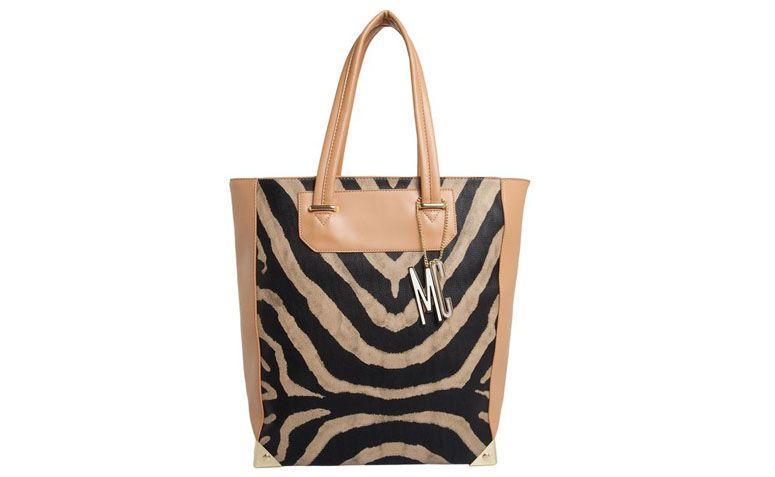 Animal print bag Macadamia by R $ 207.99 in Dafiti