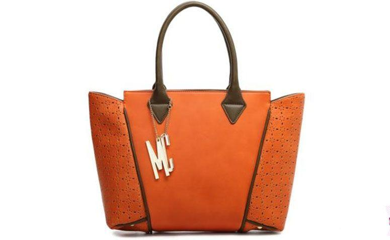 Shoulder bag structured Macadamia for $ 239.90 in Oh My Bag