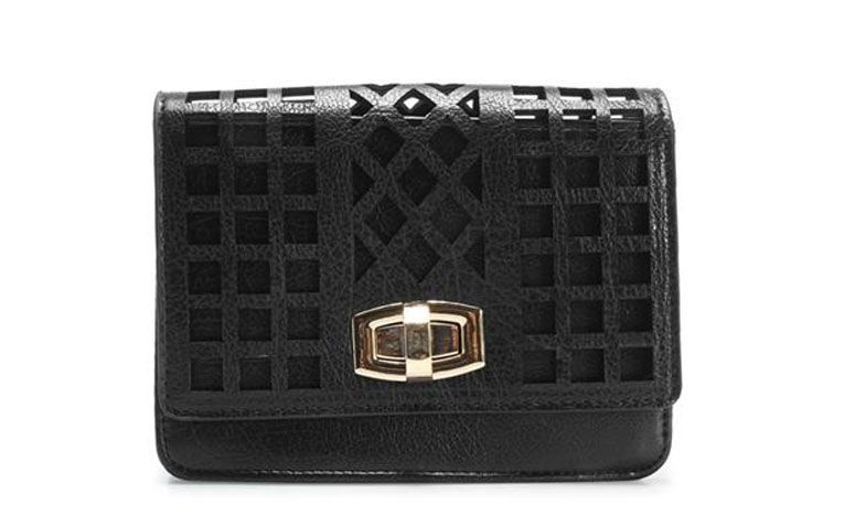 Madame Marie purse black wallet for $ 129.99 in Anita