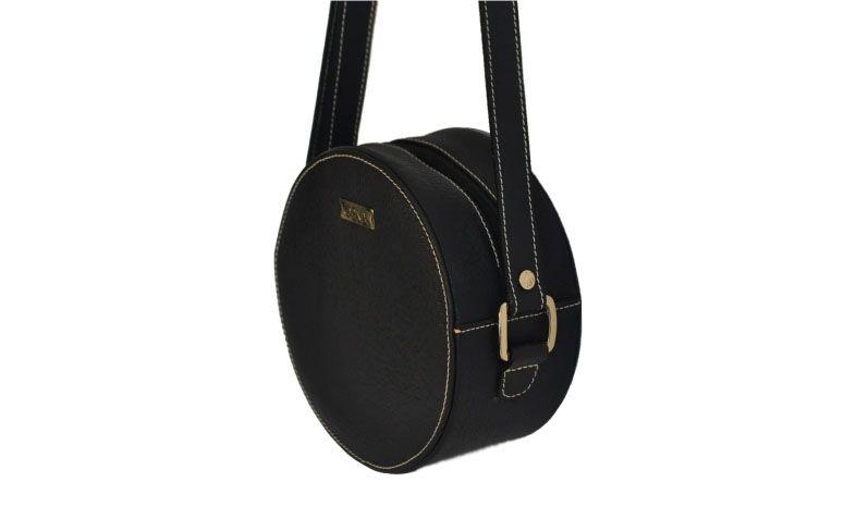 Bag black Juvevê Orna for R $ 500.00 in Orna