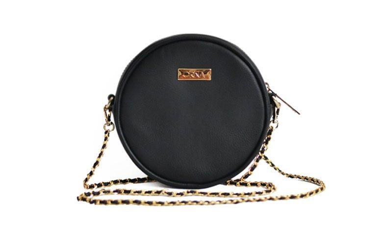 Bag black boat Orna for R $ 480.00 in Orna