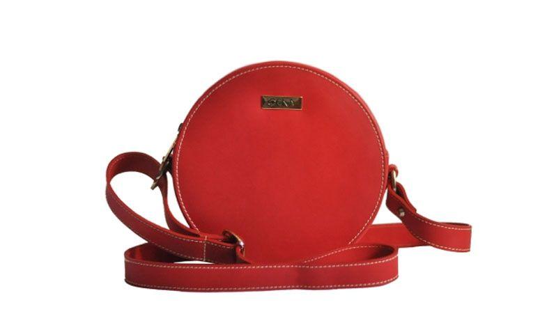 Red bag Juvevê Orna for R $ 500.00 in Orna