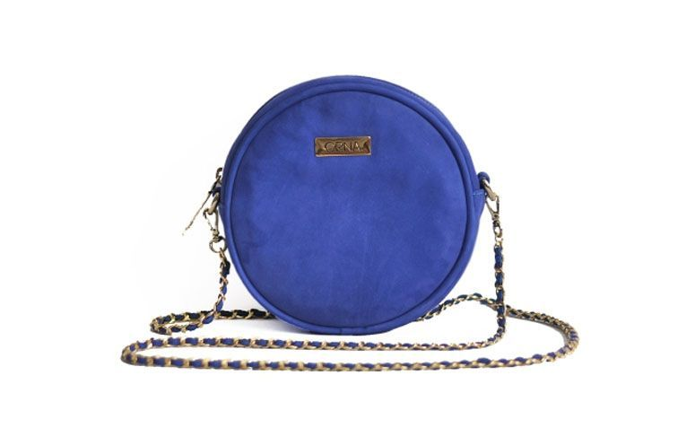 Bag blue boat Orna for R $ 480.00 in Orna
