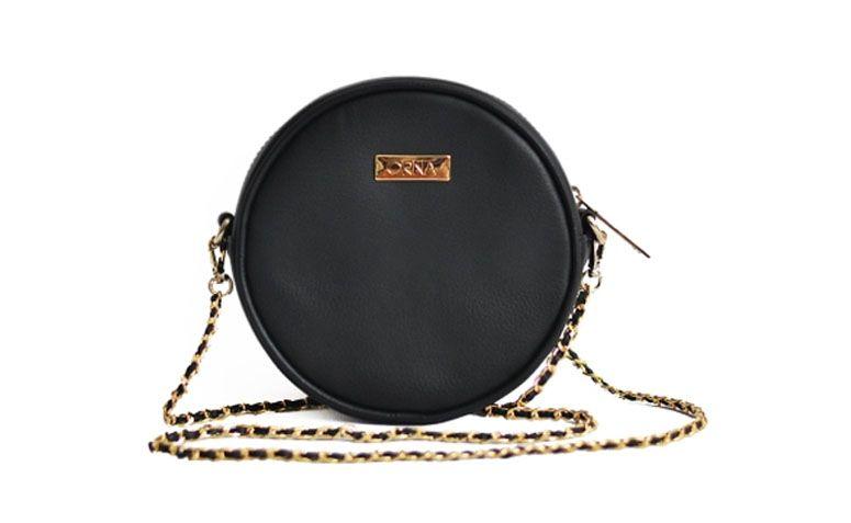 Bag black boat Orna for R $ 500.00 in Orna