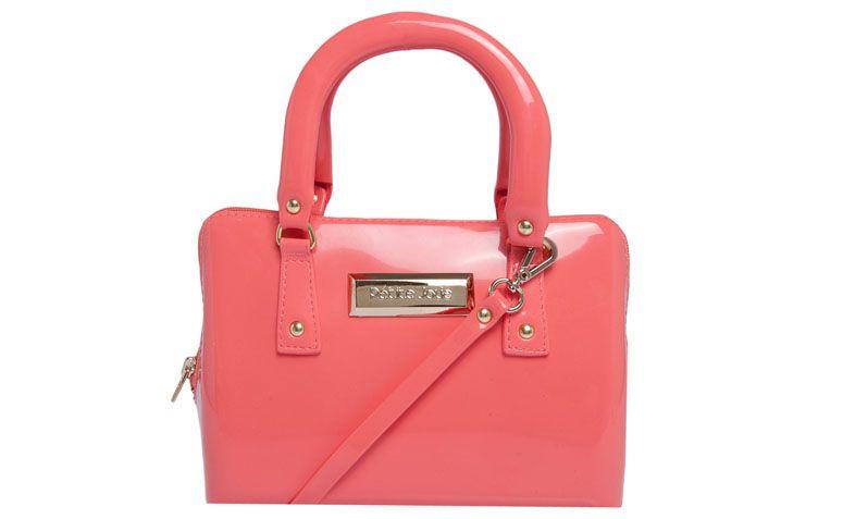 Bag small coral Petite Jolie for $ 99.99 in Dafiti