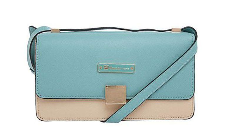 blue bag Queens Paris for R $ 169.99 in Dafiti