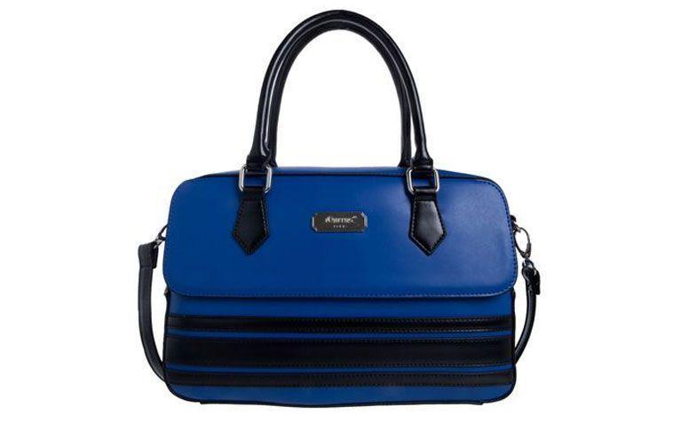 blue chic bag Queens Paris for R $ 161.99 in Dafiti