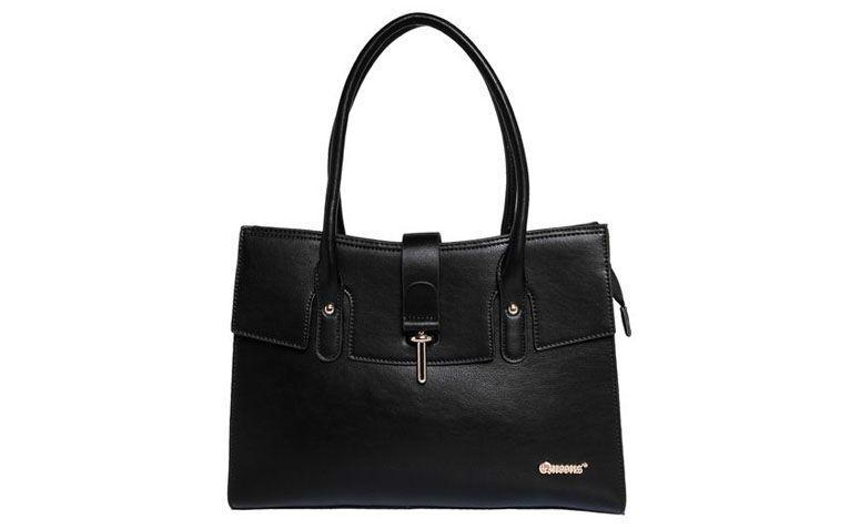 Black purse Queens Paris for R $ 215.99 in Dafiti