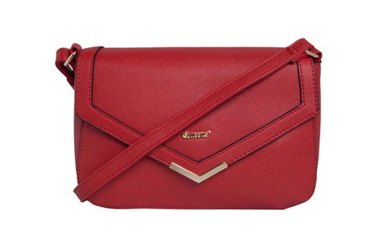 Red purse Queens Paris for R $ 129.99 in Dafiti