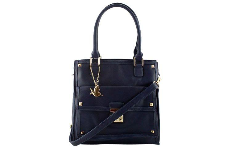 Bag of caramel shoulder Vitorino Maské by R $ 169.99 in Ella Store