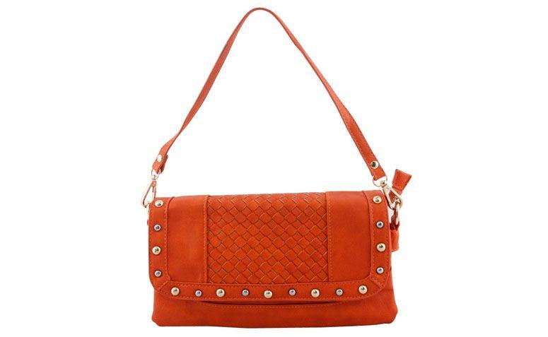 """Bolsa laranja Vitorino Maské por R$84,20 na <a href=""""http://www.ellastore.com.br/bolsas-femininas/por-marca/vitorino-maske/bolsa-vitorino-maske-laranja-vm0450"""" target=""""_blank"""">Ella Store</a>"""