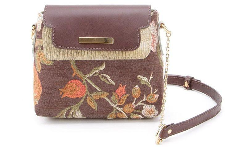 XAA floral bag for $ 96.00 in Farfetch