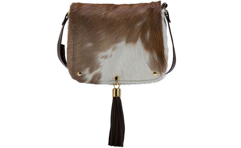 brown bag and off White XAA for R $ 240.00 in Farfetch