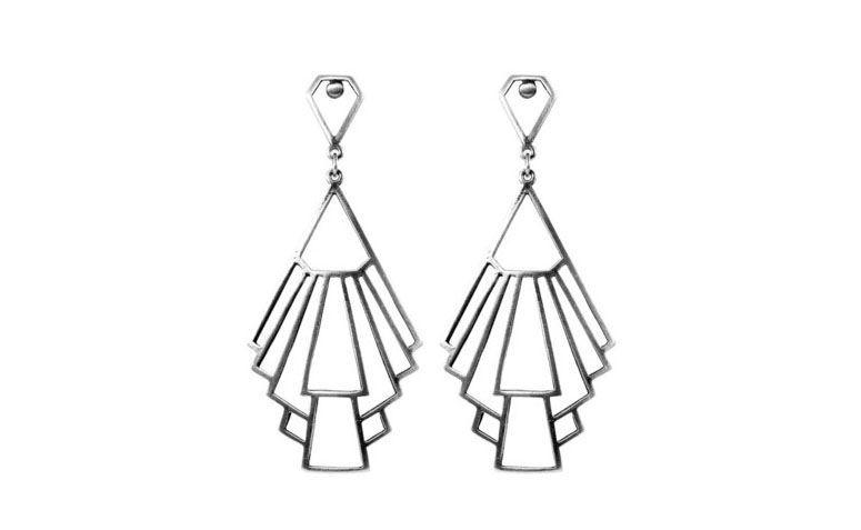 geometrische Maxibrinco von R $ 39 in Filo Krawatten