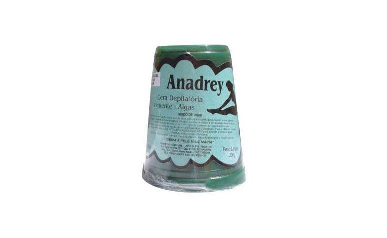 """Cera quente Anadrey por R$5,60 na <a href=""""http://www.panvel.com/panvel/visualizarProduto.do?codigoItem=984360#prettyPhoto"""" target=""""blank_"""">Panvel</a>"""