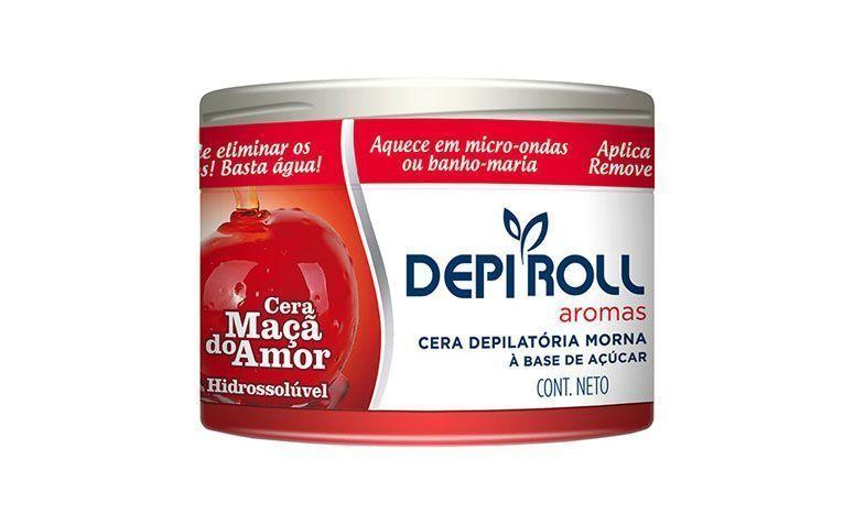 "Cera quente Depi Roll por R$12,64 na <a href=""http://ad.zanox.com/ppc/?29469028C38715453&ULP=[[http://www.americanas.com.br/produto/122025151/cera-quente-depi-roll-hidro-maca-do-amor-pote-400g?tkcampaing=c4d13ad4-52b6-4e21-b12e-0bae54bddbd5&tkurl=33ec14d3-8d74-44d5-9173-2ab4cac4720d&utm_source=Zanox&utm_medium=Afiliados&utm_campaign=custom_deeplink]]"" target=""blank_"">Americanas</a>"