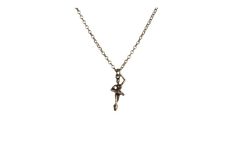 Aşk Too R $ 22 için kolye dansçı narin kolye