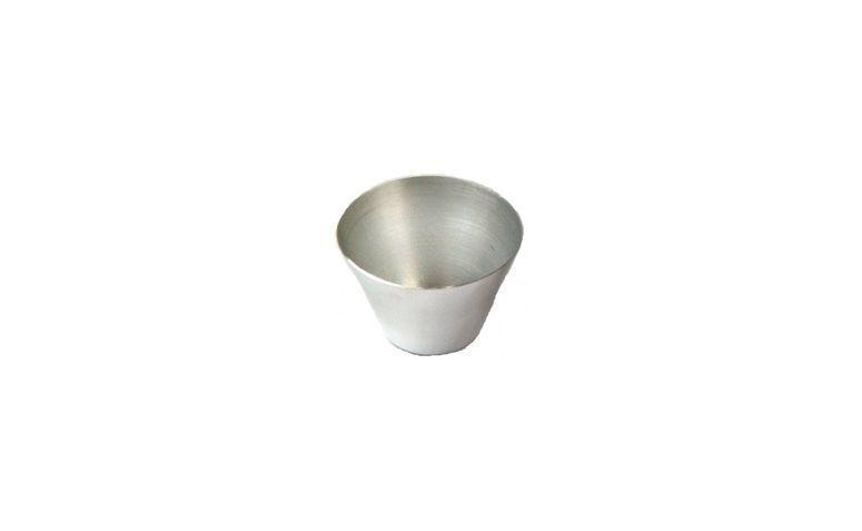 """Forminha de alumínio para petit gateau por R$21,90 na <a href=""""http://www.lojadiadefesta.com.br/formas-assadeiras-/forma-petit-gateau-"""" target=""""_blank"""">Dia de Festa</a>"""