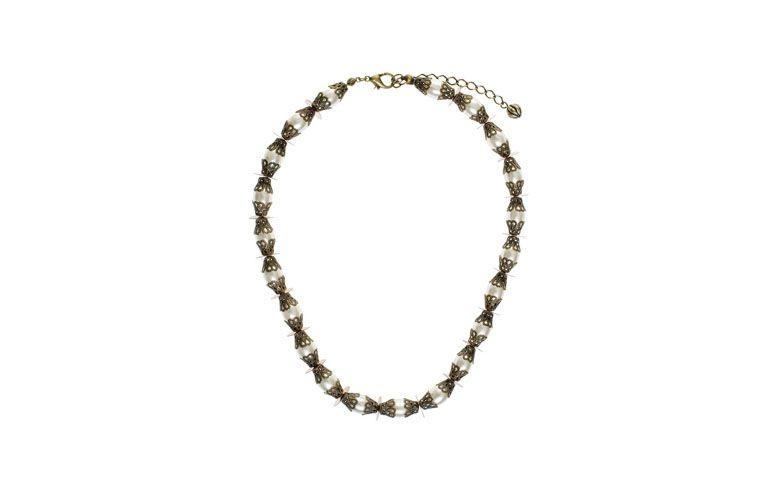 Perlen-Halsband von R $ 45 in Schmuck Shop