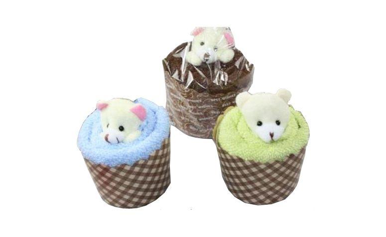 "Toalha em forminha de cupcake por R$10,99 na <a href=""http://www.limaoflor.com.br/index.php?action=5QO21Jugy5xeoCi8TIZndem6lf9mDe0&sub=fnaDTxbtvCNfRVUe7V1KH2XSADdQvpdHWcfJGdx6yA&pr=52"" target=""_blank"">Limão Flor</a>"