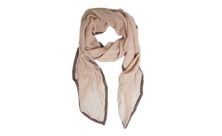 glatter Schal von R gestrickt $ 59.90 in Dafiti