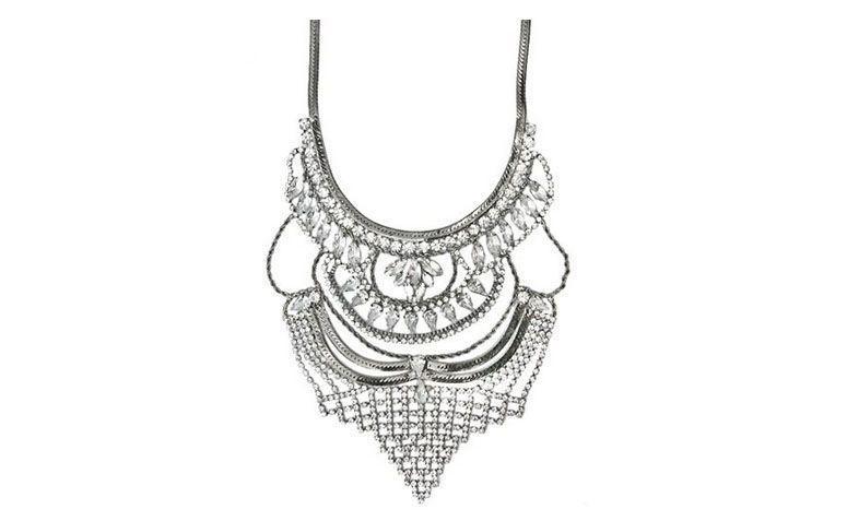 La Valentina $ 368 için Maxicolar elmas taklidi