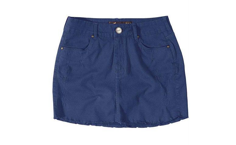 Pokoknya rok mini untuk R $ 59,49 di Posthaus