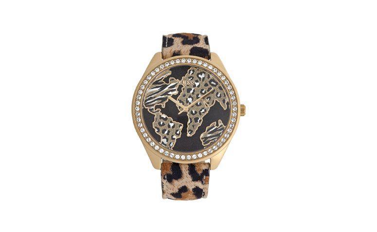 großer Uhrenarmband mit Tiermuster für $ 699,99 in Dafiti