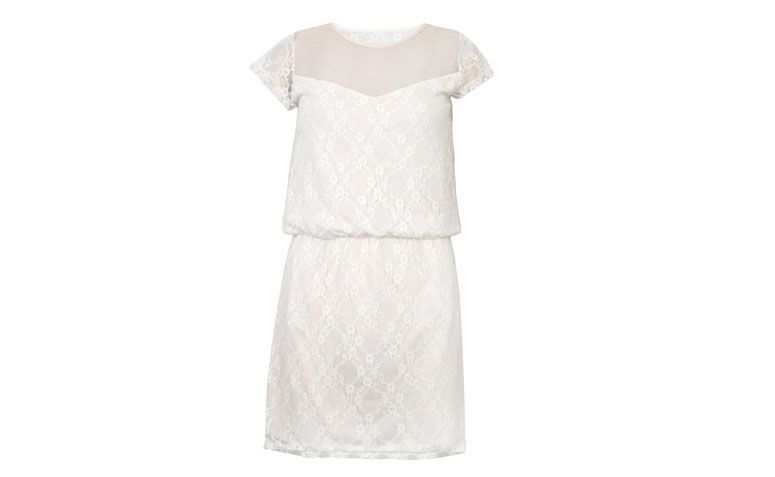 lace dress Sommer Petit Delicate Nude by R $ 99.99 in Dafiti