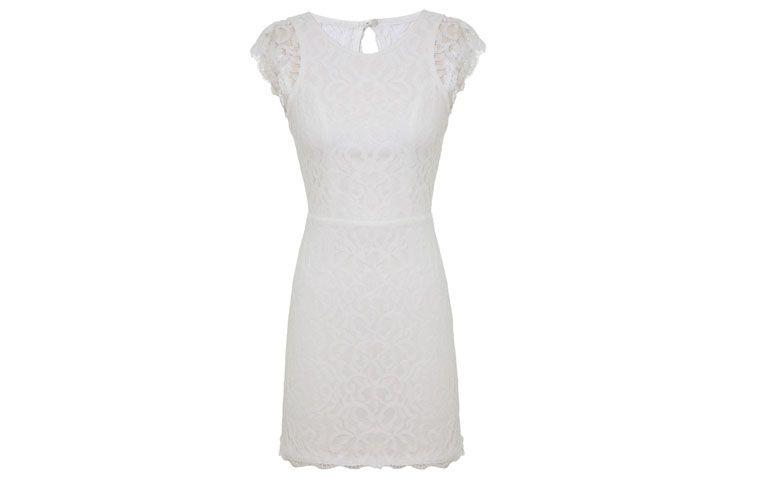"Vestido de renda off-white Market 33 por R$219 na <a href=""http://www.oqvestir.com.br/vestido-market-33-renda---off-white-55368.aspx/p"" target=""_blank"">OQ Vestir</a>"