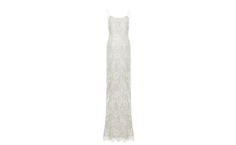 """Vestido longo em renda branca por R$220,34 na <a href=""""http://www.amissima.com.br/vestido-chantall-2917.aspx/p"""" target=""""_blank"""">Amissima</a>"""