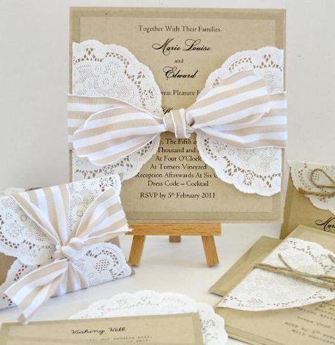 "Foto: Reprodução / <a href=""http://www.bstudioweddinginvitations.com/#!miss-lacey-collection/c15zp"" target=""_blank"">B Studio Wedding Invitations</a>"