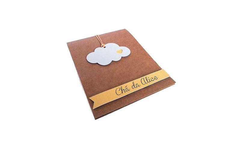 Baby shower invitasjonen Cloud for R $ 6,30 i butikken Cloud