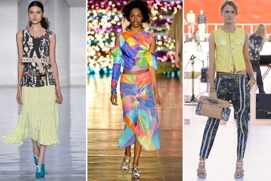 cores citricas 4 Cores cítricas: tendência para o verão 2012