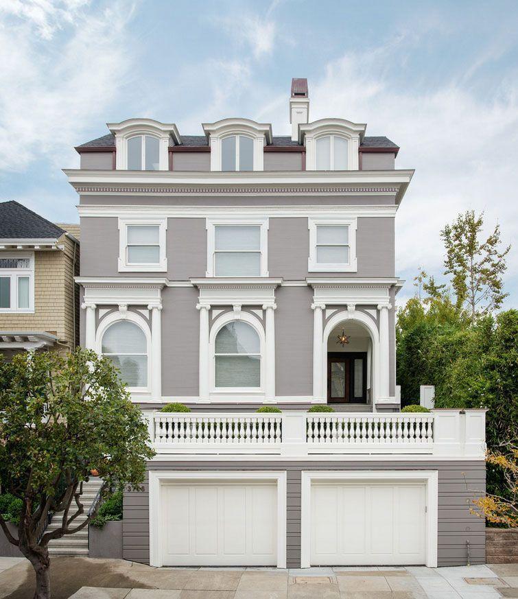 Como escolher as melhores cores de tintas para sua casa for Cores modernas para fachadas de casas 2016