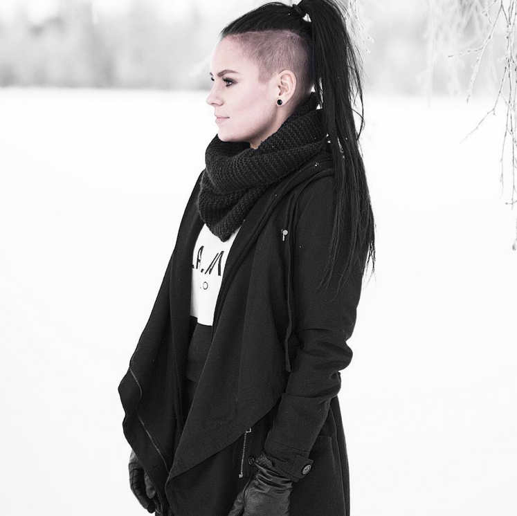Corte sidecut tire suas d vidas e inspire se com 20 fotos for Coupe de cheveux punk iroquois