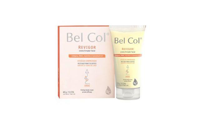 "Bel Col Intensive - DMAE -por R$137,50 na loja <a href=""https://www.donnabeleza.com.br/bel-col-intensive-dmae-50g.html"" target=""_blank"">Donna Beleza</a>"