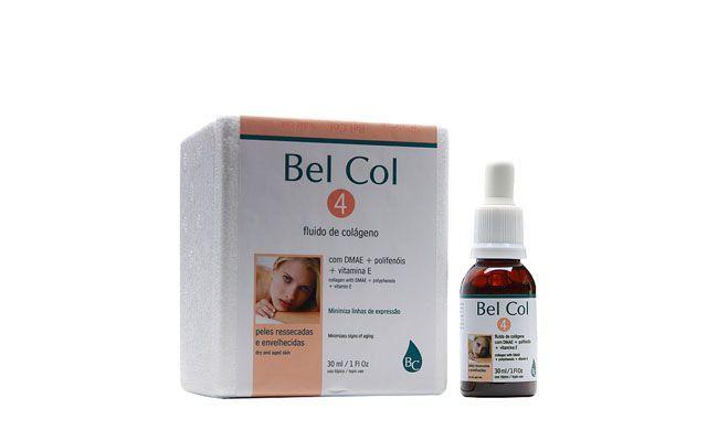 Bel Kol 4 Collagen cecair dengan DMAE Rejuvenation untuk R $ 183,77 di kedai Sweet Beauty