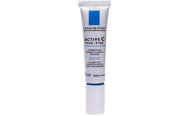 "Active C Olhos da La Roche-Posay por R$132,91 na <a href="" http://www.cosmeticare.com.br/dermocosmeticos/olhos/bolsas-e-olheiras/active-c-olhos-15ml-la-roche-posay.html"" target=""_blank"">Comesmeticare</a>"