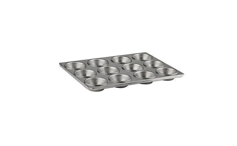 """Forma para 12 cupcakes por R$31,89 na <a href=""""http://www.lojasantoantonio.com.br/p/assadeira-para-cupcake-com-12-cavidades-caparroz"""" target=""""blank_"""">Santo Antonio</a>"""